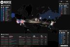 Amazing Map of Hack Attacks