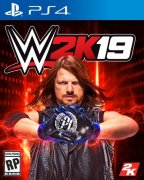 AJ Styles is Your Phenomenal WWE 2K19 Cover Superstar